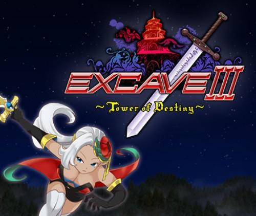 Excave III: Tower Of Destiny