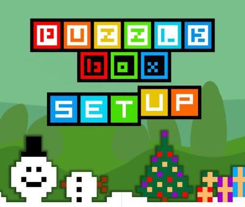 Puzzlebox Setup