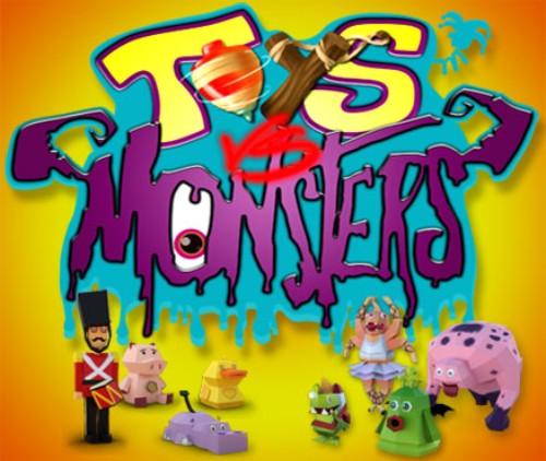 Toys Vs Monsters