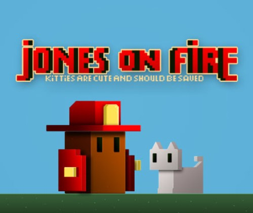 Jones On Fire
