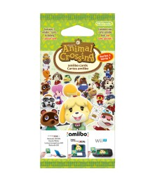 Cartes amiibo Animal Crossing Série 1