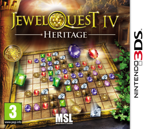 Jewel Quest 4 — Heritage