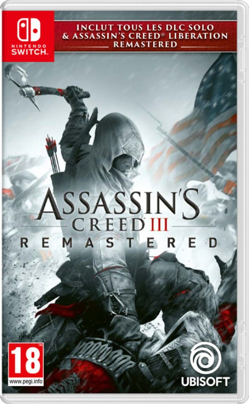Assassin's Creed III : Remastered