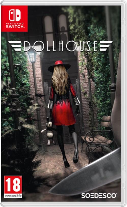 Dollhouse switch box art
