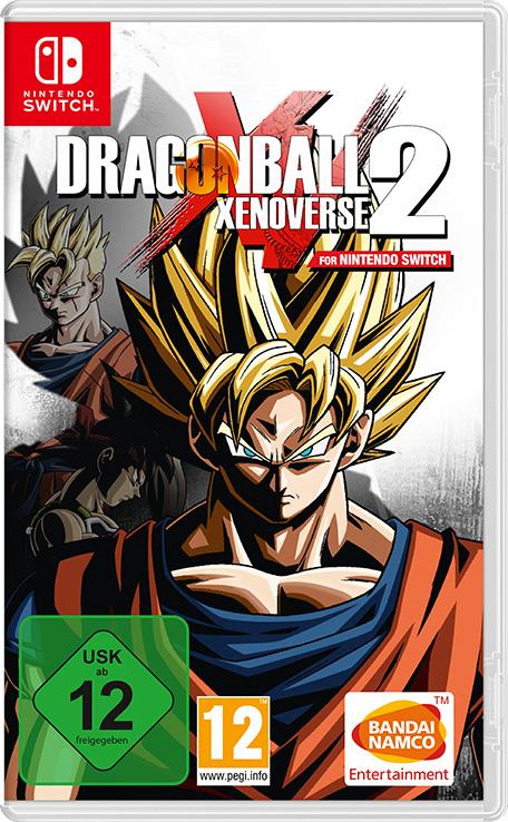 Dragon Ball Xenoverse 2 SWITCH XCI + Update + DLC Pack