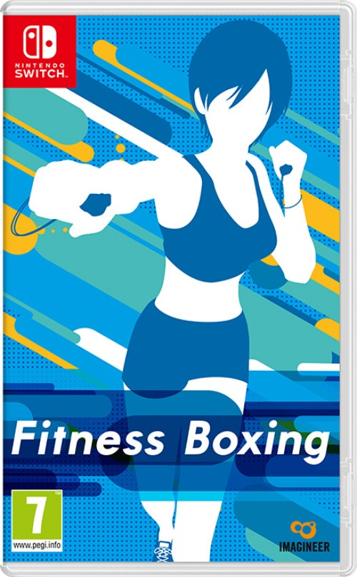 Fitness Boxing switch box art