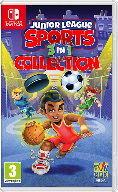 Junior League Sports 3-in-1 Collection