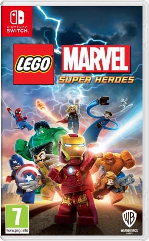 LEGO® Marvel™ Super Heroes switch box art