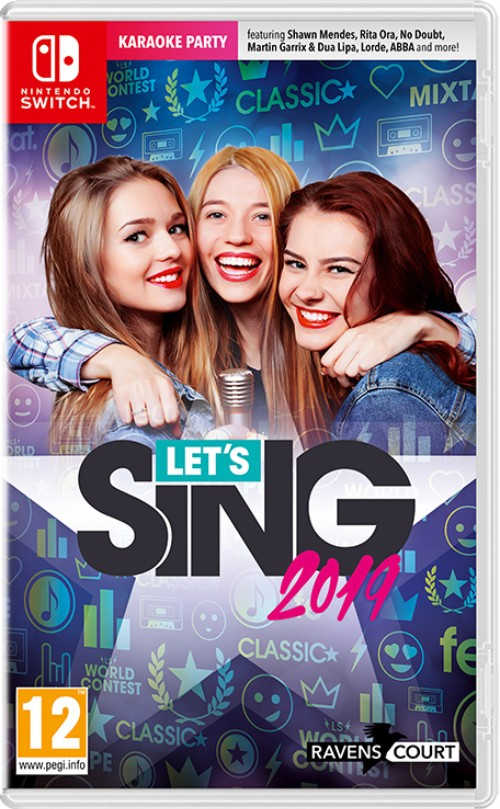 Lets Sing 2019