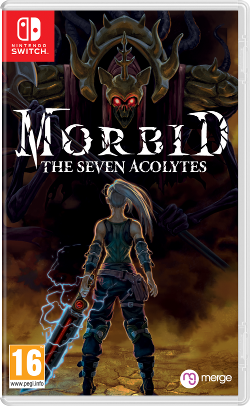 Morbid: The Seven Acolytes switch box art