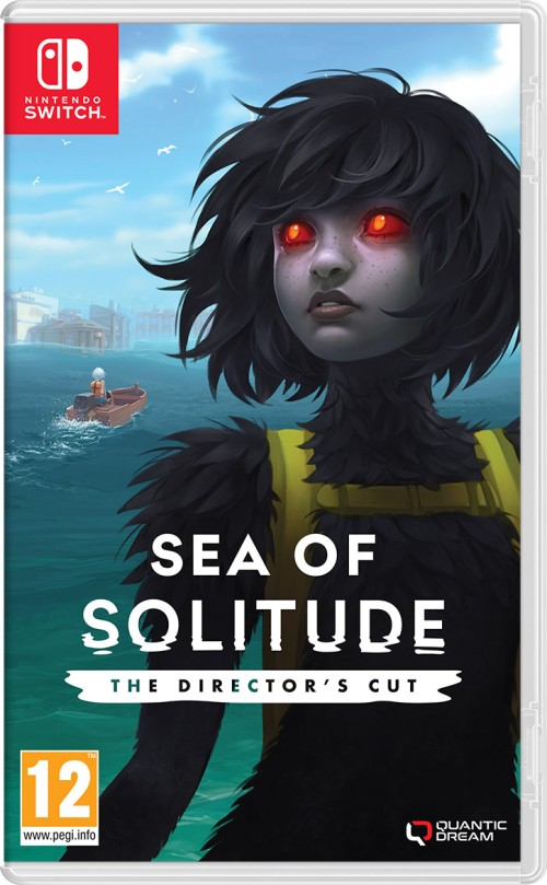 Sea of Solitude: The Director's Cut switch box art