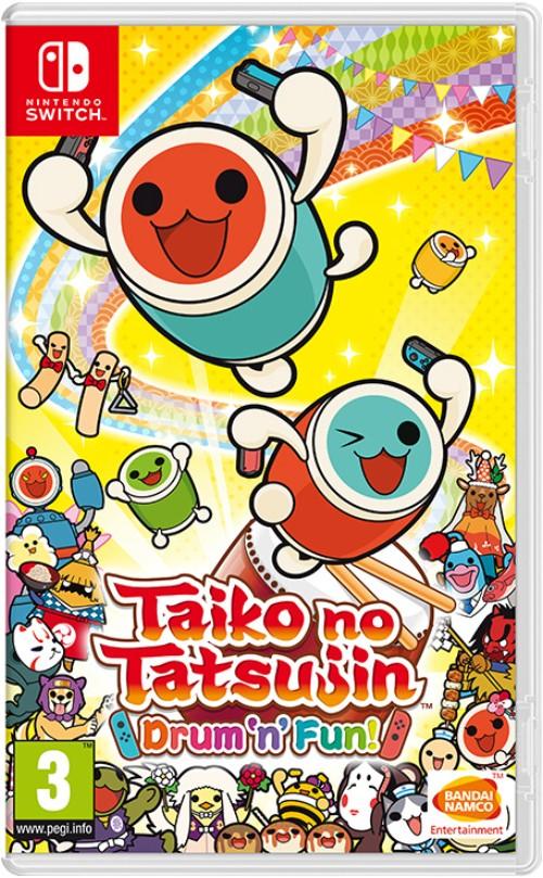 Taiko no Tatsujin: Drum n Fun!