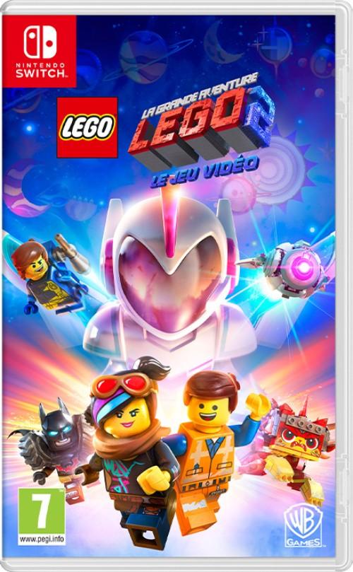 La Grande Aventure Lego 2 : Le Jeu Vidéo