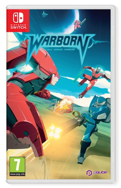 Warborn switch box art