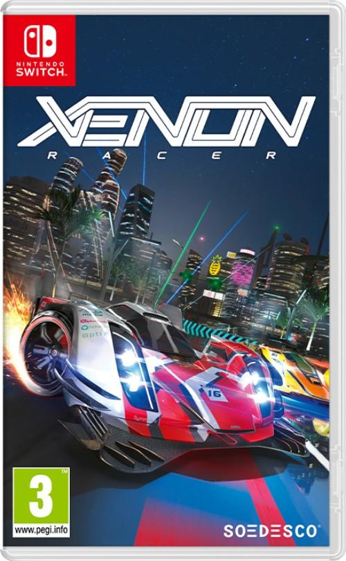 Xenon Racer + [UPDATE]
