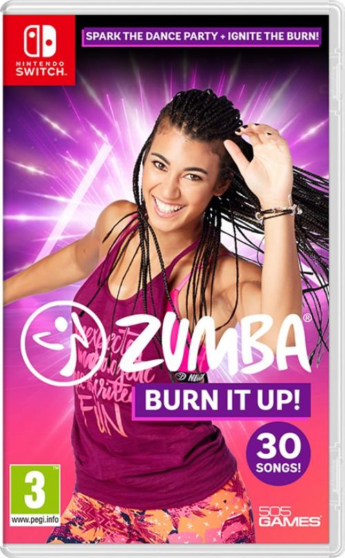 Zumba® Burn It Up!