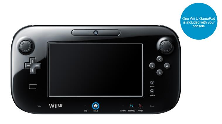 Wii U Hardware Features Nintendo Com Au