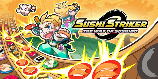 Image de Sushi Striker: The Way of Sushido