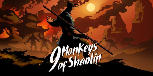 Image de 9 Monkeys of Shaolin