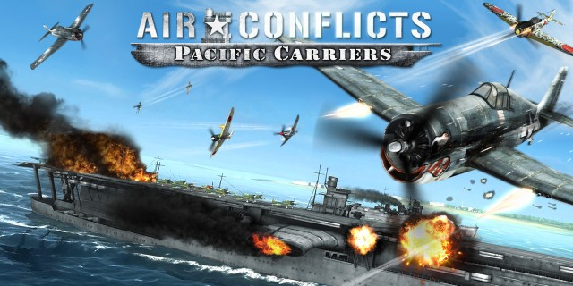 Image de Air Conflicts: Pacific Carriers