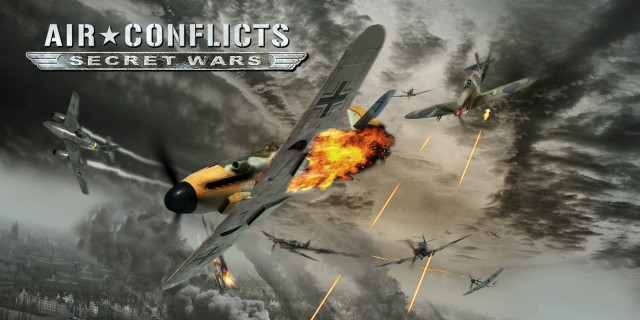 Image de Air Conflicts: Secret Wars