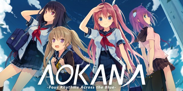 Image de Aokana - Four Rhythms Across the Blue