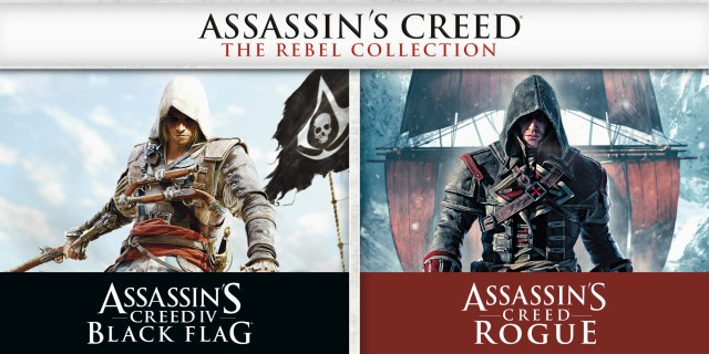 Image de Assassin's Creed®: The Rebel Collection