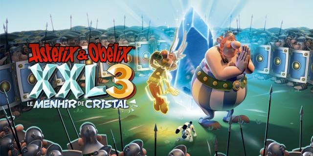 Image de Astérix & Obélix XXL3: Le Menhir de Cristal