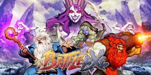 Image de Battle Axe