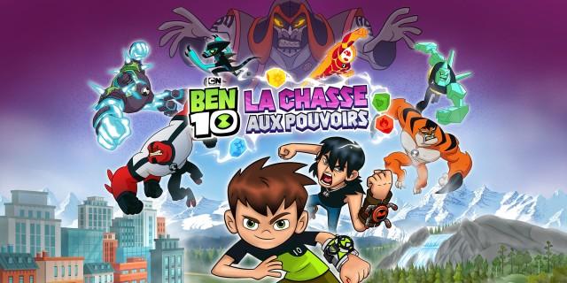 Image de Ben 10: Power Trip!
