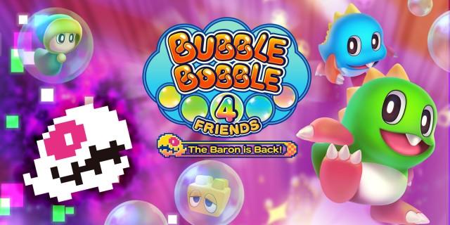 Image de Bubble Bobble 4 Friends: The Baron is Back!
