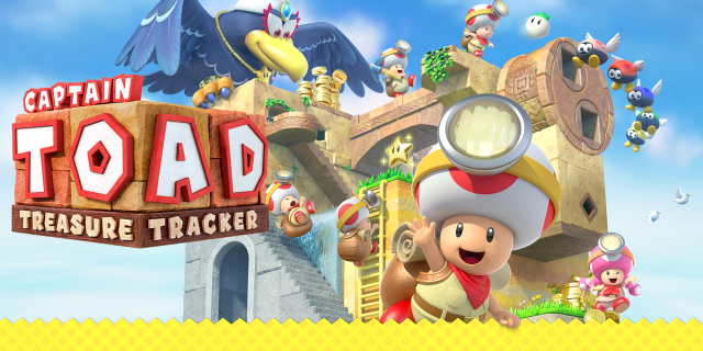 Image de Captain Toad: Treasure Tracker