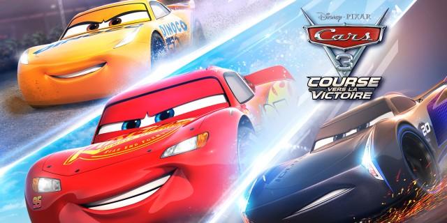 Image de Cars 3 : Course vers la victoire