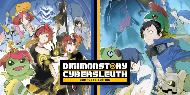 Image de Digimon Story Cyber Sleuth: Complete Edition