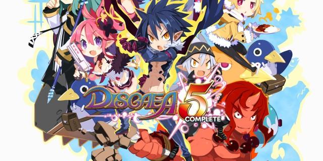 Image de Disgaea 5 Complete