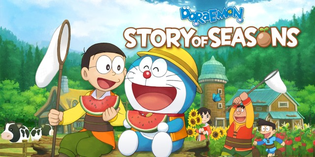 Image de Doraemon Story of Seasons