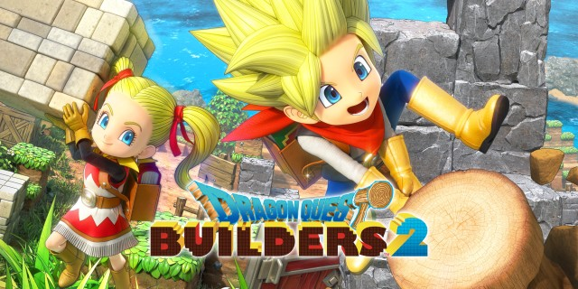 Image de DRAGON QUEST BUILDERS 2