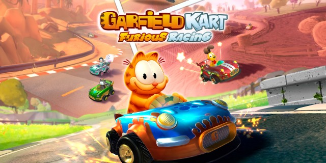 Image de Garfield Kart Furious Racing