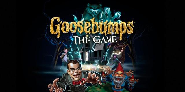 Image de Goosebumps The Game
