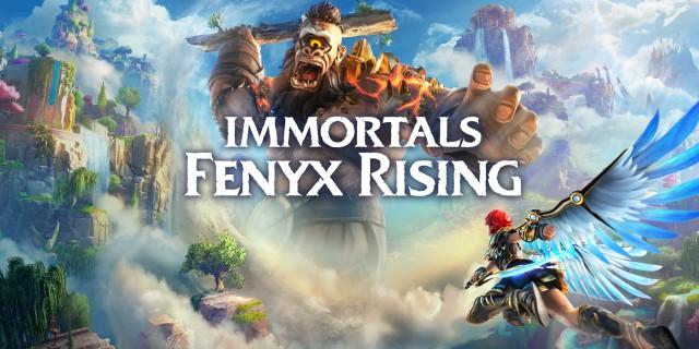 Image de IMMORTALS FENYX RISING