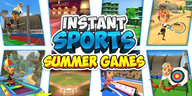 Image de Instant Sports Summer Games