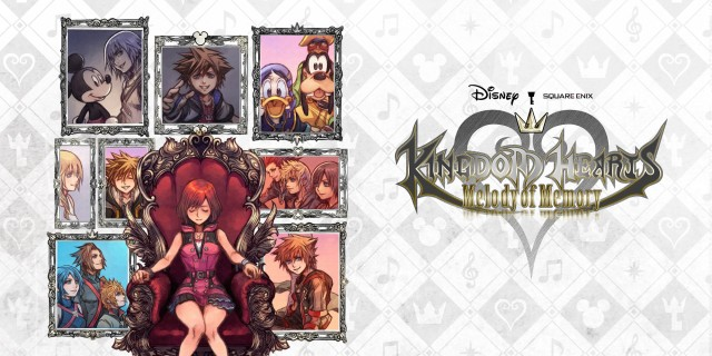 Image de KINGDOM HEARTS Melody of Memory