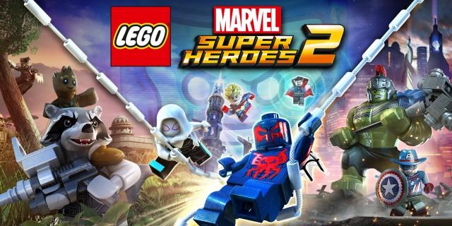Image de LEGO® MARVEL Super Heroes 2