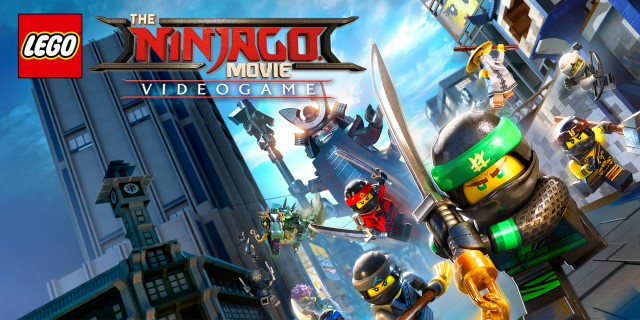 Image de LEGO® NINJAGO®, Le Film : Le Jeu Vidéo