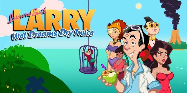 Image de Leisure Suit Larry - Wet Dreams Dry Twice