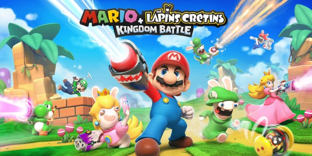 Image de Mario + The Lapins Crétins™ Kingdom Battle