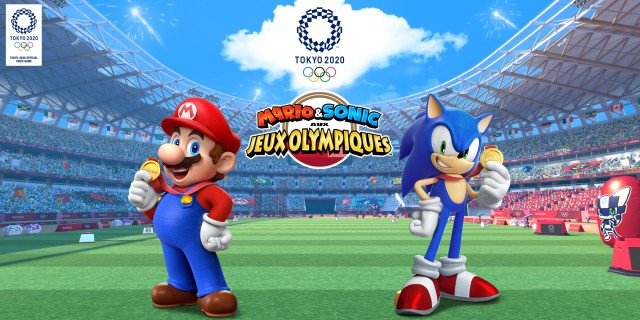 Image de Mario & Sonic aux Jeux Olympiques de Tokyo2020