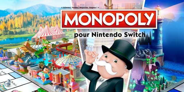 Image de Monopoly pour Nintendo Switch