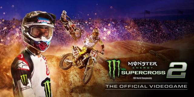 Image de Monster Energy Supercross - The Official Videogame 2