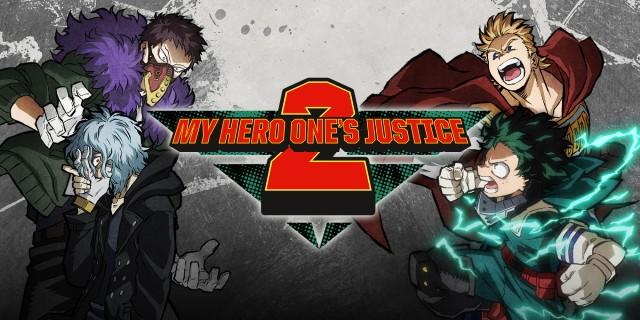Image de MY HERO ONE'S JUSTICE 2